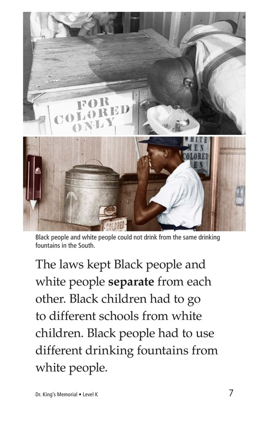 Book Preview For Dr. King's Memorial Page 7