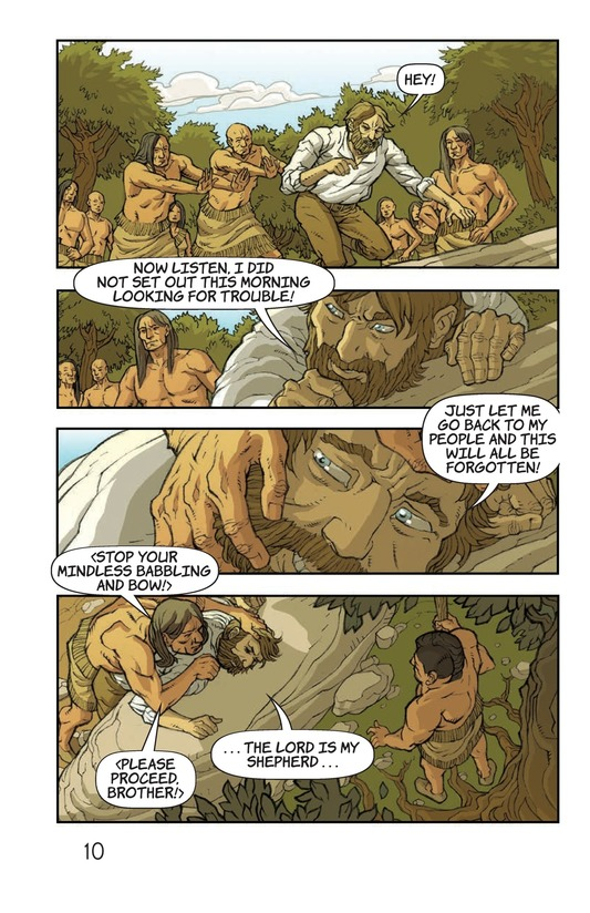 Book Preview For Pocahontas Saves John Smith Page 11
