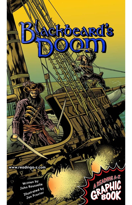 Book Preview For Blackbeard's Doom Page 1