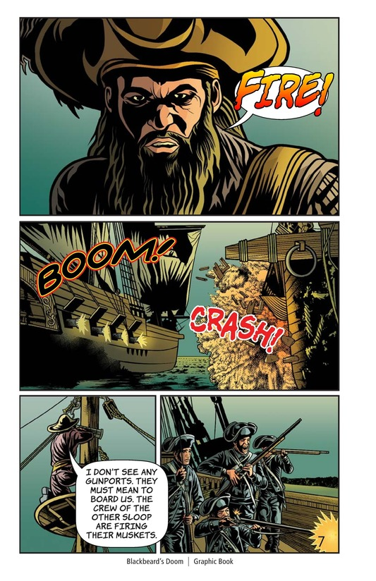 Book Preview For Blackbeard's Doom Page 8