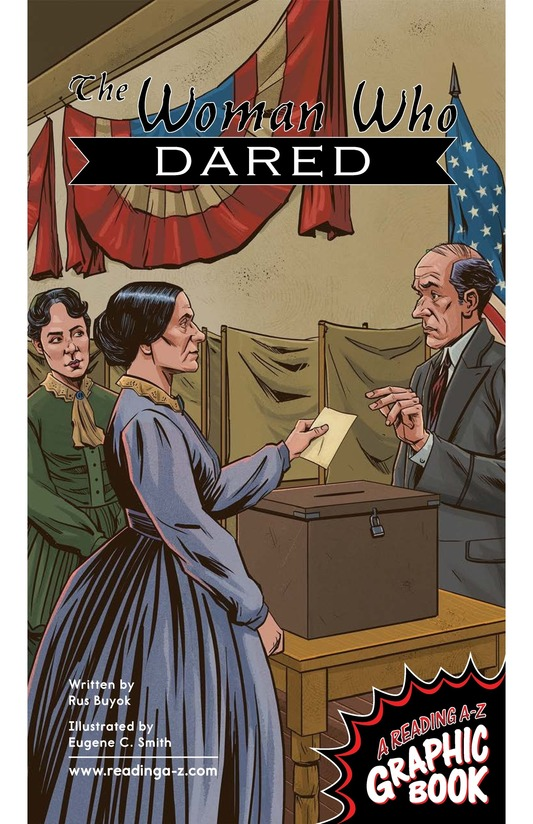 Book Preview For The Woman Who Dared Page 1