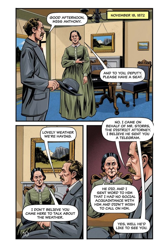 Book Preview For The Woman Who Dared Page 11