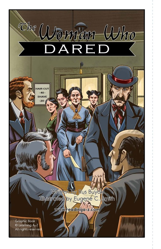 Book Preview For The Woman Who Dared Page 2