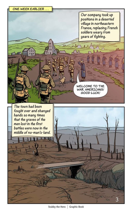Book Preview For Stubby the Hero Page 4