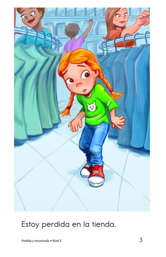 Book Preview For Lost and Found Page 3