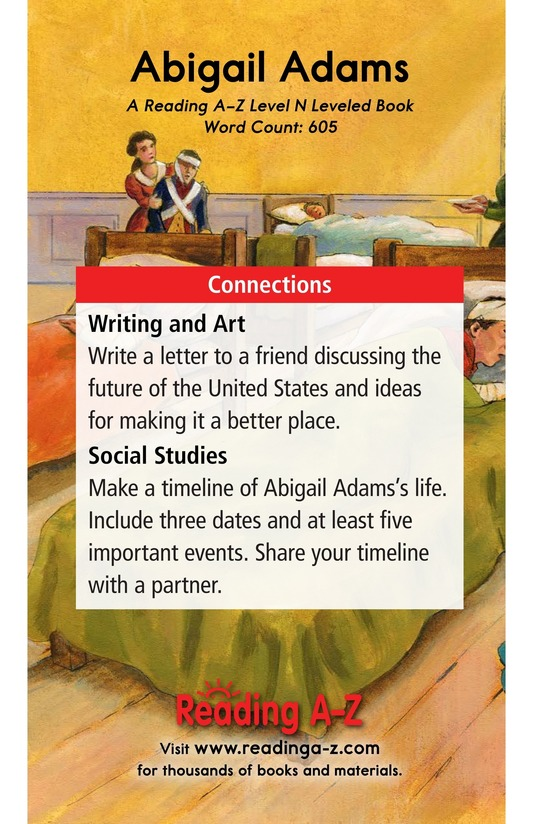 Book Preview For Abigail Adams Page 17