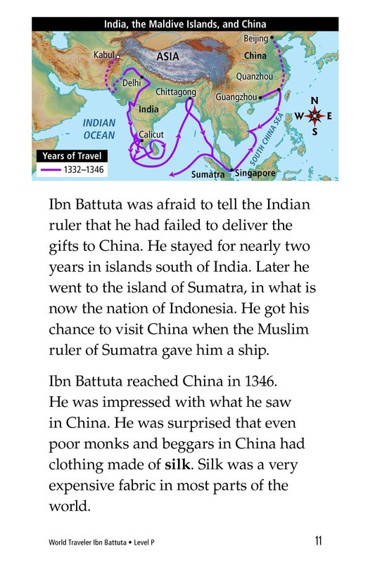 Book Preview For World Traveler Ibn Battuta Page 11