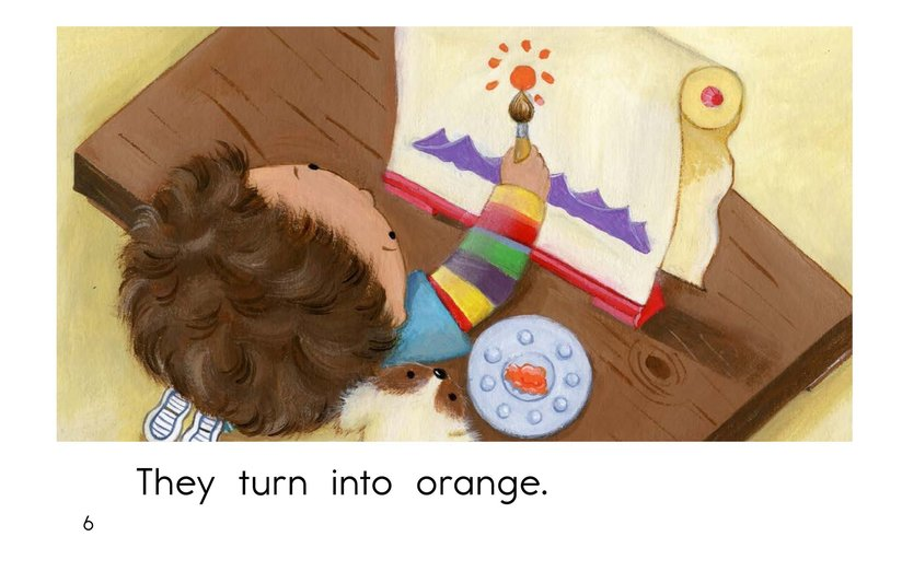 Book Preview For Mixing Colors Page 6