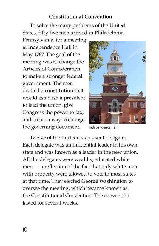 Book Preview For Building a Nation Page 10
