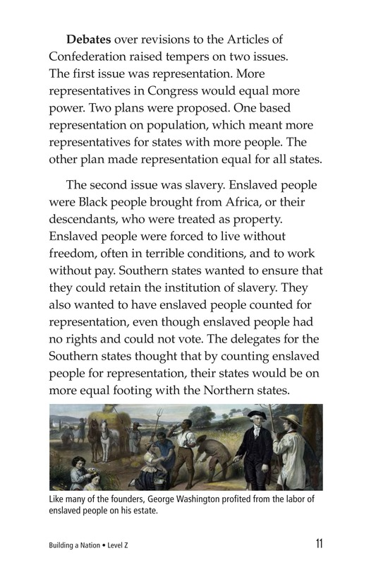 Book Preview For Building a Nation Page 11