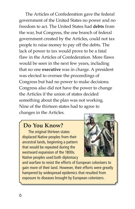 Book Preview For Building a Nation Page 6