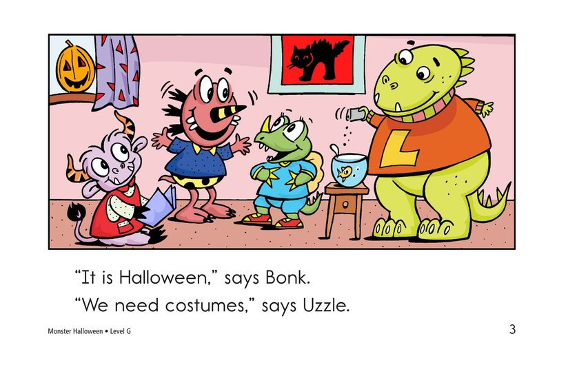 Book Preview For Monster Halloween Page 3