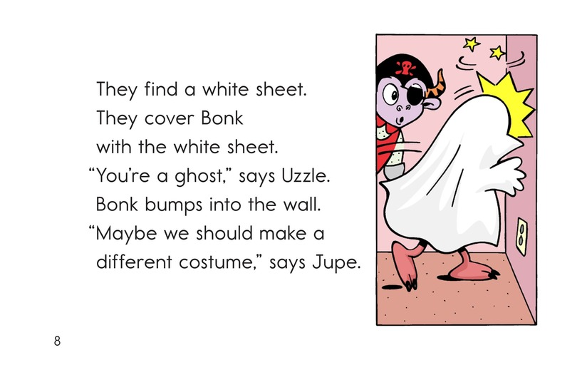 Book Preview For Monster Halloween Page 8