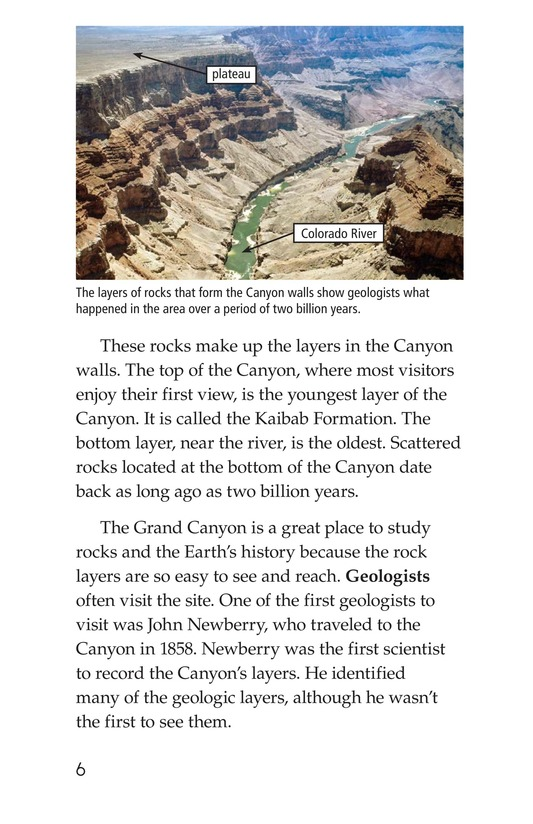 Book Preview For Natural Wonders of the World Page 6
