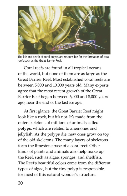 Book Preview For Natural Wonders of the World Page 20