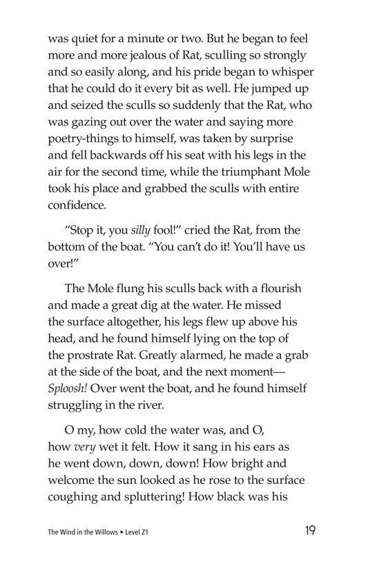Book Preview For The Wind in the Willows (Part 1) Page 19