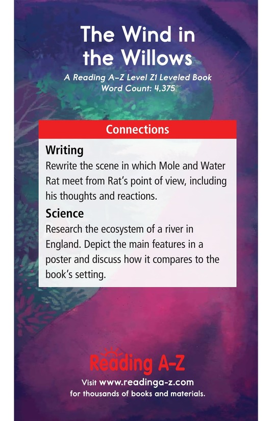 Book Preview For The Wind in the Willows (Part 1) Page 25