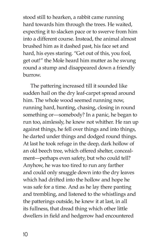 Book Preview For The Wind in the Willows (Part 3) Page 10