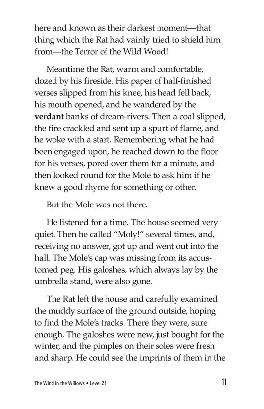 Book Preview For The Wind in the Willows (Part 3) Page 11