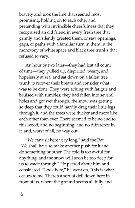 Book Preview For The Wind in the Willows (Part 3) Page 16