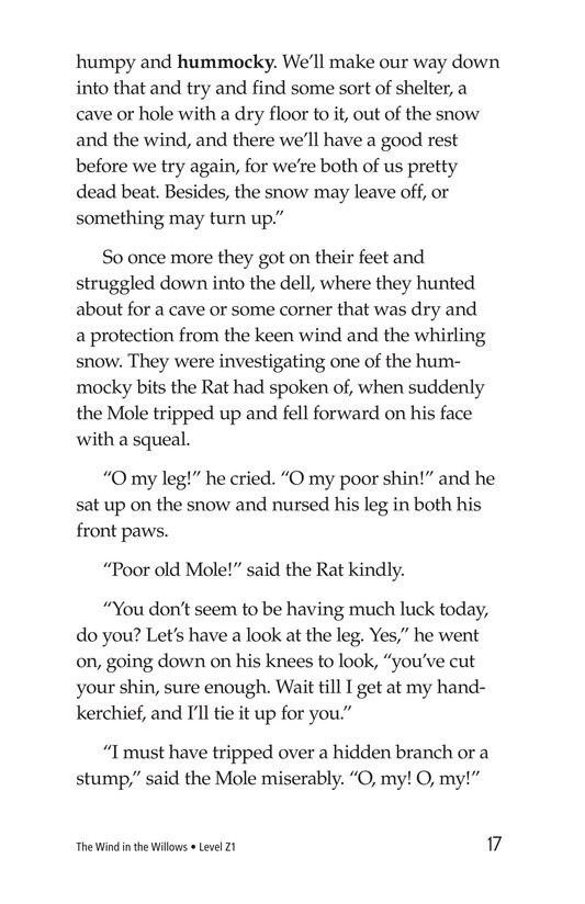 Book Preview For The Wind in the Willows (Part 3) Page 17