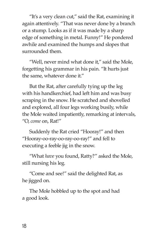 Book Preview For The Wind in the Willows (Part 3) Page 18