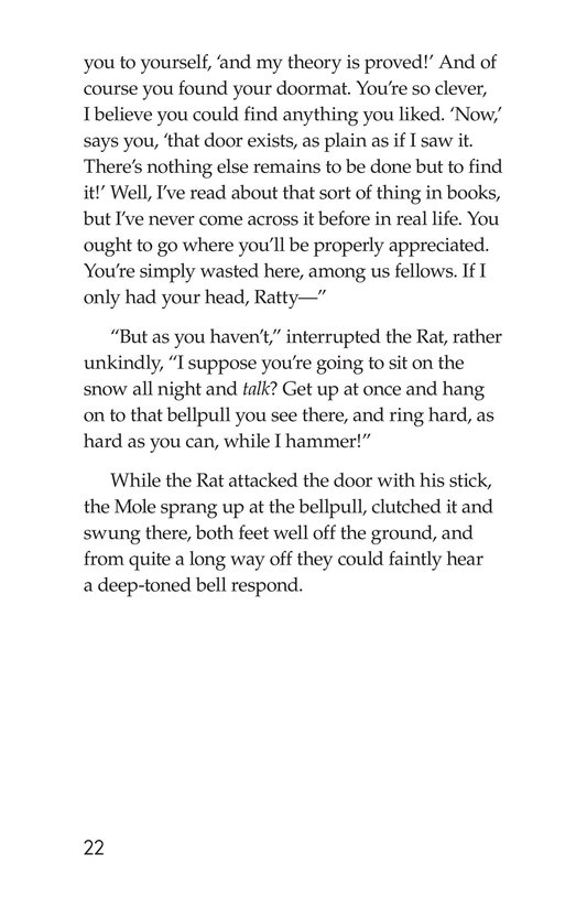 Book Preview For The Wind in the Willows (Part 3) Page 22