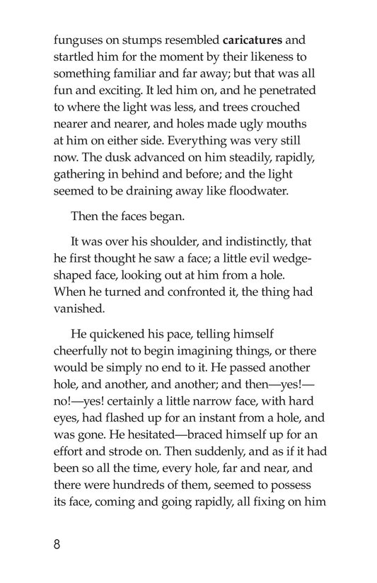Book Preview For The Wind in the Willows (Part 3) Page 8