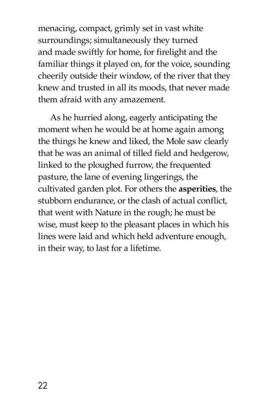 Book Preview For The Wind in the Willows (Part 4) Page 22