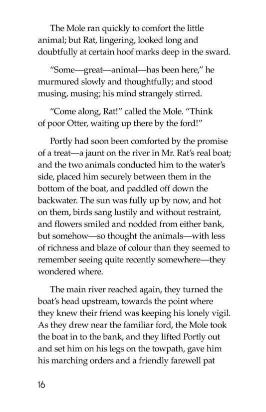 Book Preview For The Wind in the Willows (Part 7) Page 16