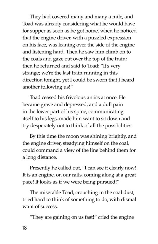 Book Preview For The Wind in the Willows (Part 8) Page 18