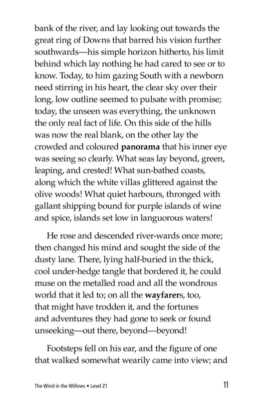 Book Preview For The Wind in the Willows (Part 9) Page 11
