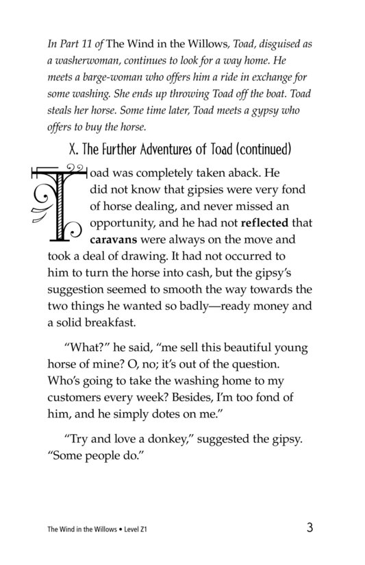 Book Preview For The Wind in the Willows (Part 12) Page 3