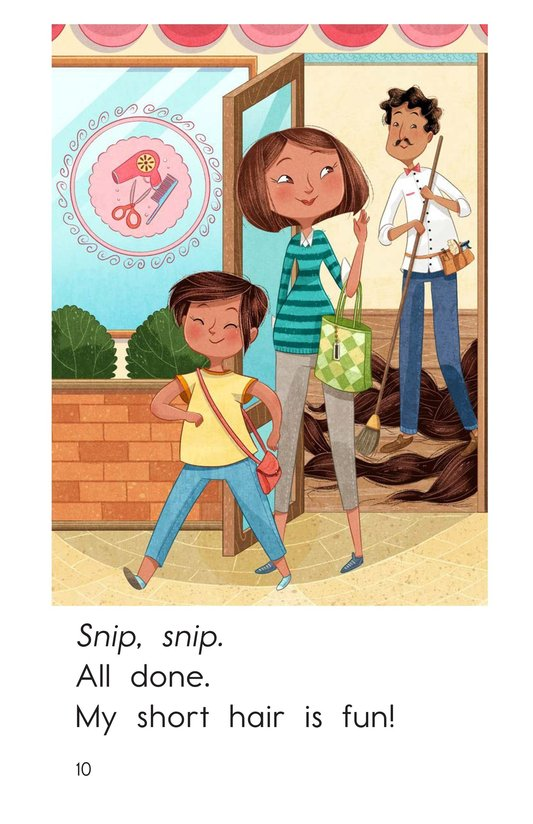 Book Preview For Just a Trim Page 10