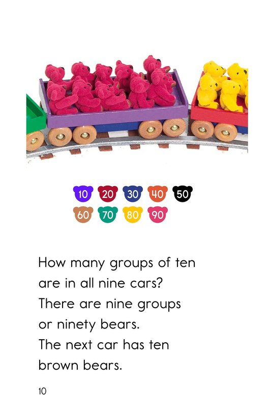 Book Preview For Bears, Ten by Ten Page 10