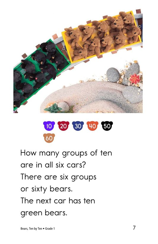Book Preview For Bears, Ten by Ten Page 7