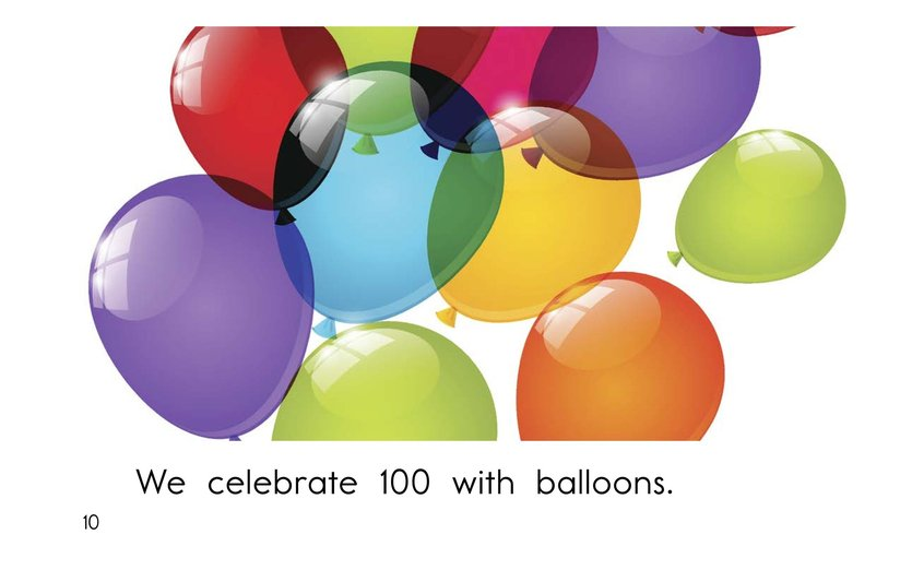 Book Preview For We Celebrate 100 Page 10