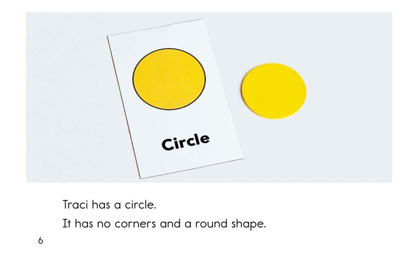 Book Preview For The Shape Game Page 6