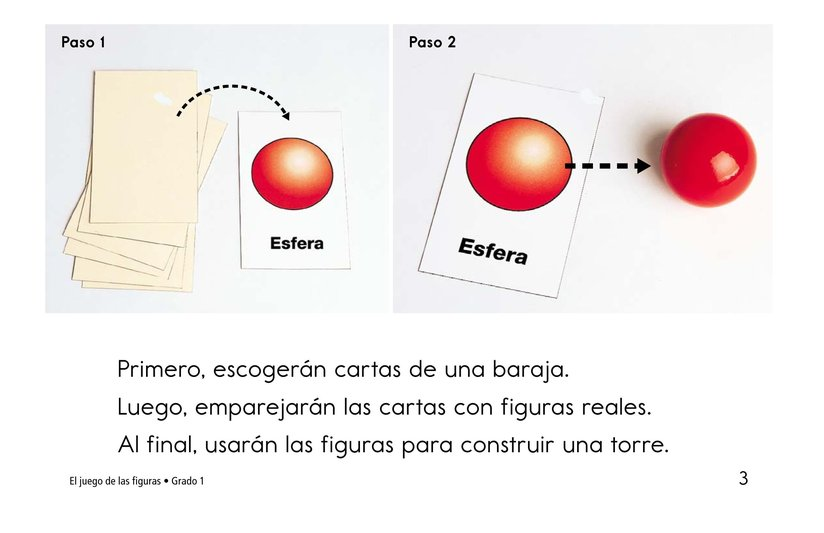 Book Preview For The Shape Game Page 3