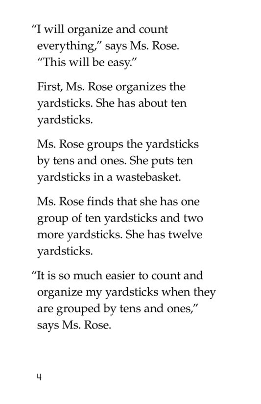 Book Preview For That's Close Enough Page 4
