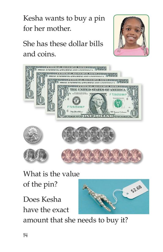 Book Preview For What's Your Money Worth? Page 14
