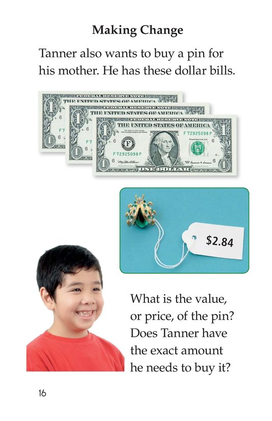 Book Preview For What's Your Money Worth? Page 16