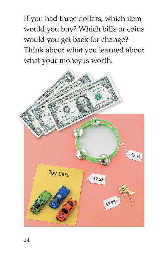 Book Preview For What's Your Money Worth? Page 24