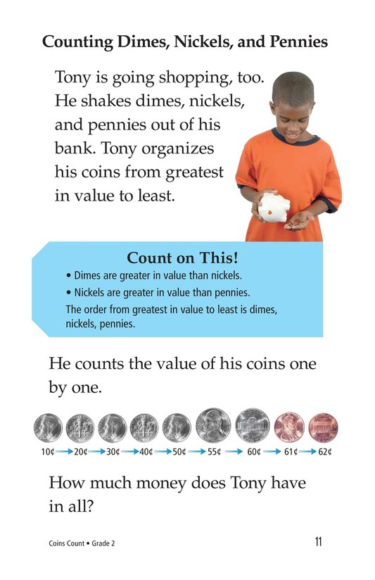 Book Preview For Coins Count Page 11