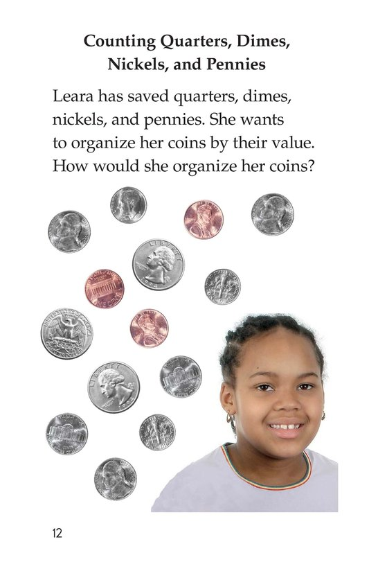 Book Preview For Coins Count Page 12