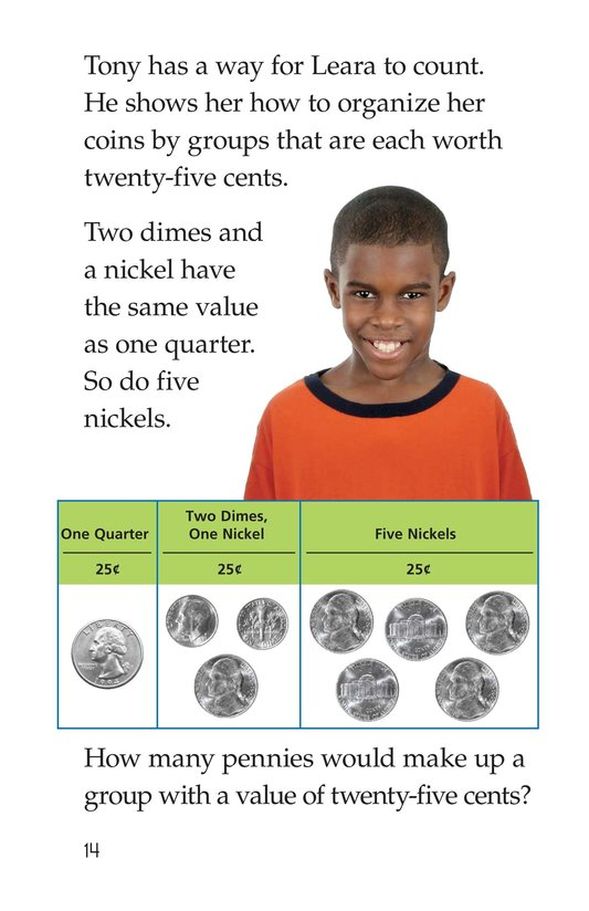 Book Preview For Coins Count Page 14