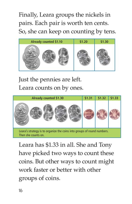 Book Preview For Coins Count Page 16