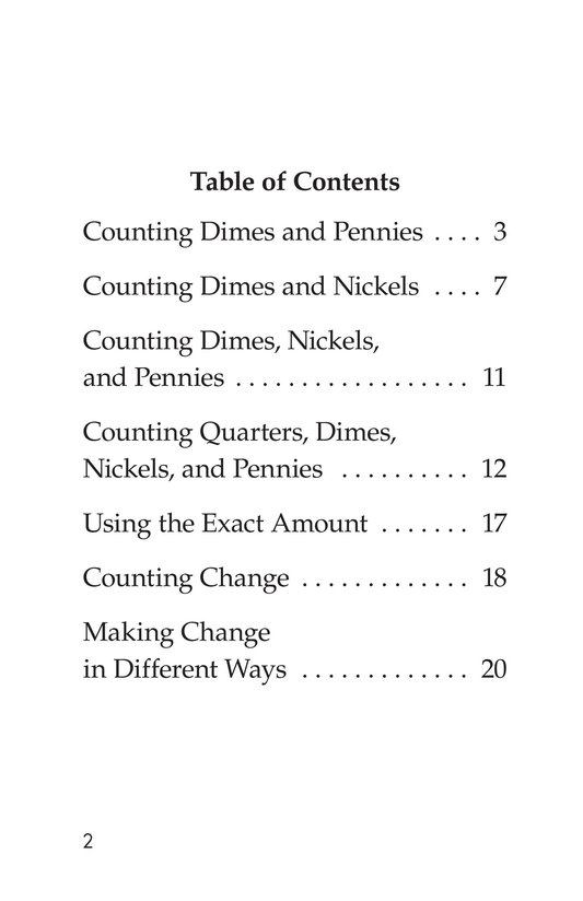 Book Preview For Coins Count Page 25