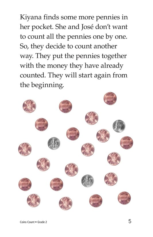 Book Preview For Coins Count Page 5