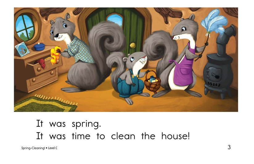 Book Preview For Spring-Cleaning! Page 3